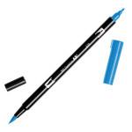 Feutre double pointe ABT Dual Brush Pen - 476 - Cyan