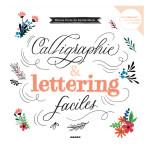 Livre Calligraphie et lettering faciles