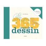 Livre 365 Jours de dessin