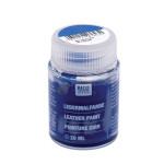 Peinture pour le cuir 25 ml - Bleu