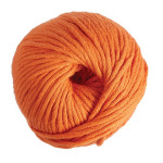 Fil Coton Natura XL - 100 g - orange