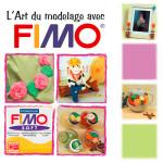 L'art du modelage avec FIMO