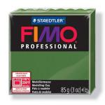 Pâte polymère Fimo Pro 85 g - 57 - Olive