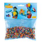 Perle à repasser Mini multicolore 7500 pièces