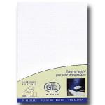 Papier à lettre extra blanc A4 Vergé 100 g/m² 50 feuilles