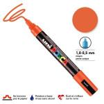 Marqueur PC-5M pointe conique moyenne - Orange foncé