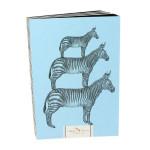 Carnet Artbook 14 x 21 cm - Zebra