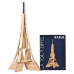 Jeu de construction en bois Coffret Tour Eiffel
