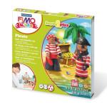 Kit de modelage Form & Play thème Pirates