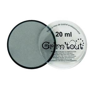 Fard de maquillage 20 ml - Argent