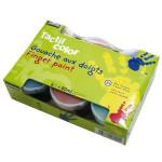 Tactilcolor - Assortiment de 6 pots de 80 ml