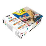 Coffret chevalet Artist Kid peinture acrylique + outils