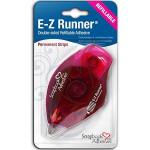 Bande adhésive permanente en dévidoir rechargeable E-Z Runner