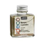Dorure à peindre P.BO deco flacon 75 ml - Argent