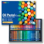 Boîte de 36 pastels à l'huile