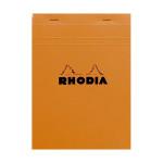 Bloc de papier Q 5x5 80 g/m² 80 F Orange - 11 x 17 cm