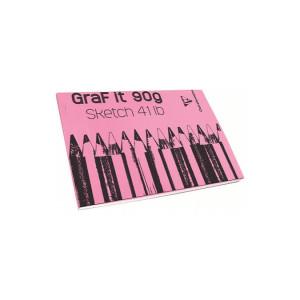 Bloc de croquis Graf It 90g/m² - 14,8 x 21 cm (A5)