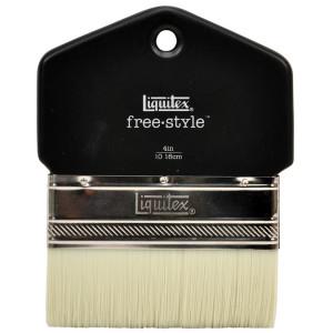 Brosse free.style palette en poils synthétiques - 51 mm