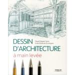 Dessin d'architecture à main levée
