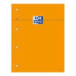 Bloc de papier A4 Q5 petits carreaux 80 feuilles
