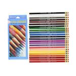 Crayon Col-Erase boite de 24 couleurs