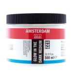 Médium acrylique phosphorescent 122 - 500 ml