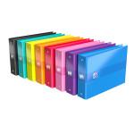 Classeur 2 anneaux Colorlife Dos 35 mm - A5