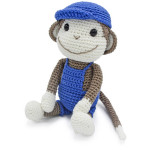 Crochet Kit Bryan le singe