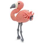 Crochet Kit Coco le flamand rose