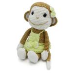 Crochet Kit Nikki le singe