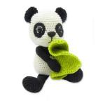 Crochet Kit Tom le panda