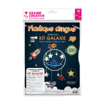 Kit plastique dingue galaxie