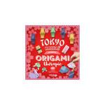 Livre kit Origamitherapie Tokyo kawaï