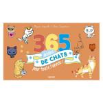 Livre 365 dessins de chats pour toute l'année