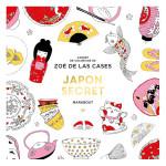 Carnet de coloriage Japon secret